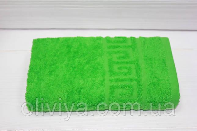 Полотенце для рук (зелений класичний), фото 2
