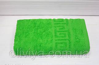 Полотенце для рук (зелений класичний), фото 3