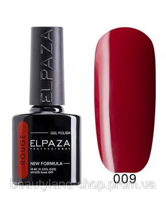 Гель-лак Elpaza Rouge №9 (Купидон) 10 мл