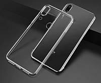 Чехол Xiaomi Redmi Note 7 защитный чехол Trensparent
