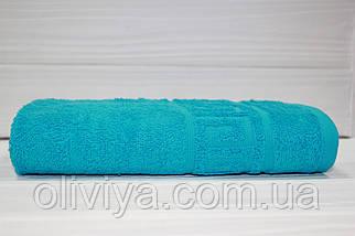 Полотенце для рук (т. бірюзовий), фото 3