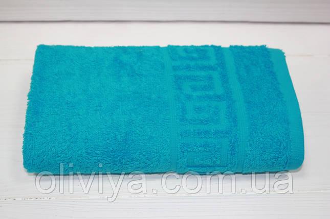 Полотенце для рук (т. бірюзовий), фото 2