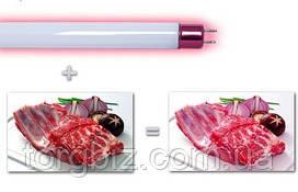 Лампа мясная Лампа мясо  Мясных витрин Рыба-мясо