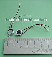 Мини динамик, сопротивление Ω 8 Ом, 1 Вт, диаметр 10 мм
