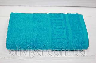 Полотенце для рук (св. зелений) 40*70, фото 2