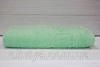 Полотенце для рук (св. зелений) 40*70, фото 3