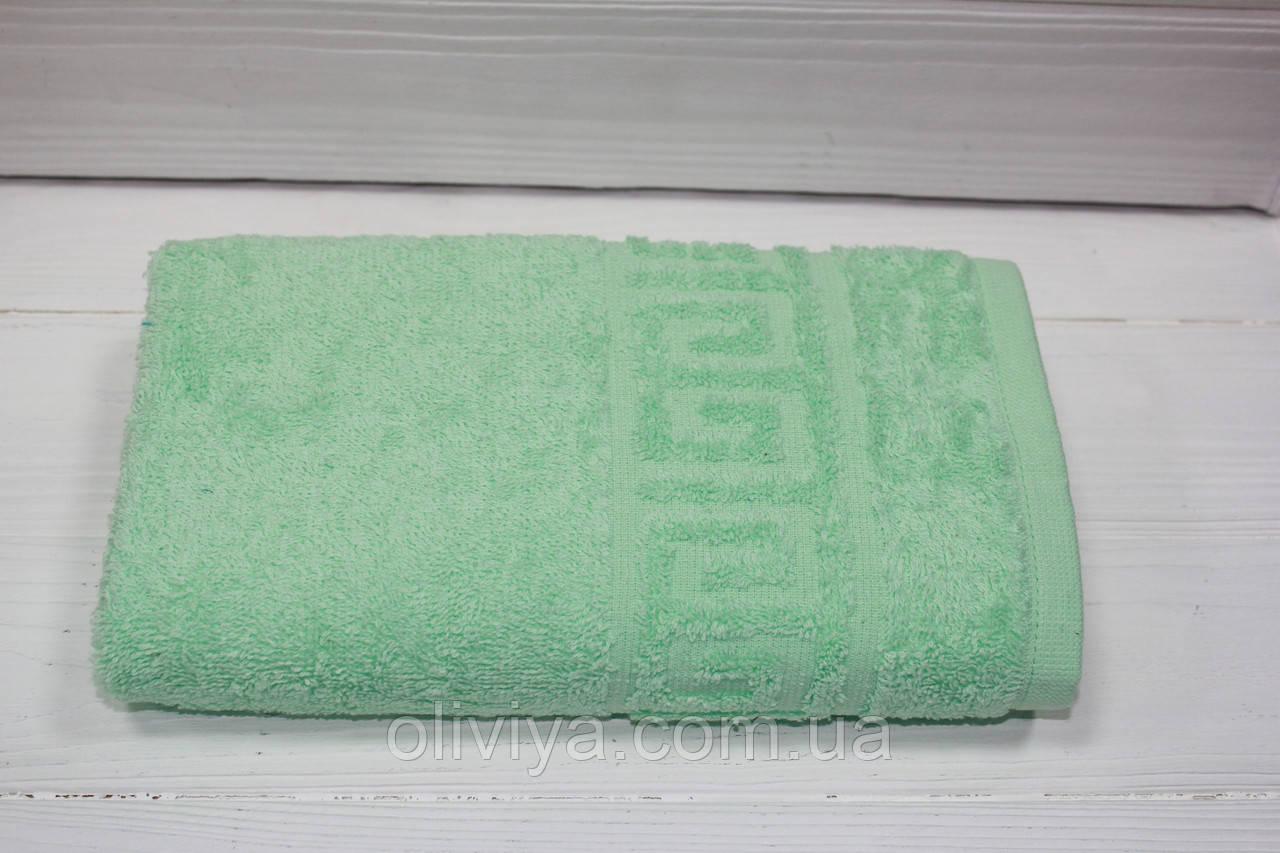 Полотенце для рук (св. зелений) 40*70