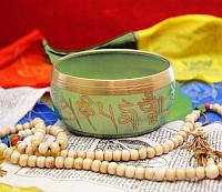 Чаша поющая литая пр-во Непал (d- 10-11 см)