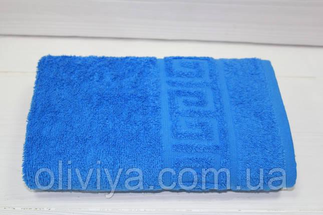 Полотенце для рук (синє), фото 2