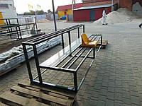 Каркас трибуны на стадион, 10 мест, фото 1