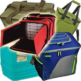Термобоксы и сумки-холодильники