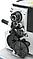 Хобби 350 VD НАСТОЛЬНЫЙ ТОКАРНЫЙ СТАНОК ПО МЕТАЛЛУ Bernardo | Мини токарный станок по металлу, фото 2