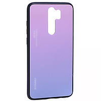 Чехол-накладка Gradient Glass Xiaomi Redmi Note 8 Powder