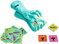Настільна гра Зомбі-рука Mattel Games Zombie Gotcha Зомбі Готча (B07NMF25SS)(GFG17)