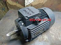 Электродвигатель 1,5 кВт 1450 об/мин тип АИР80В4У3 Лапы