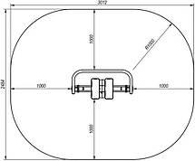 Воздушный ходок SM115, фото 3