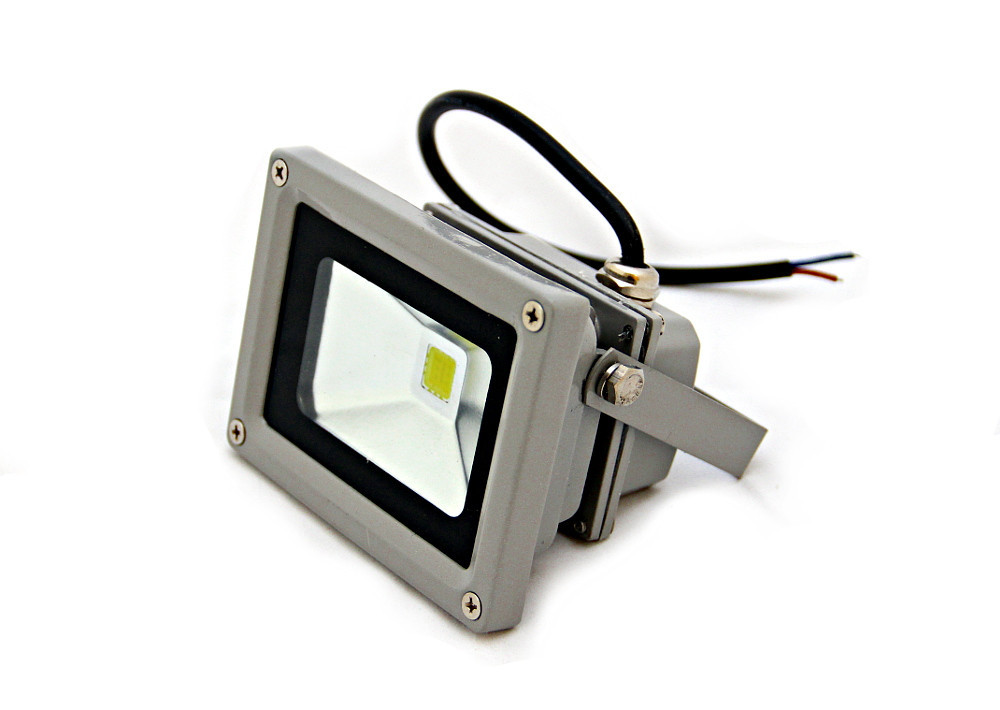 Led светодиодный прожектор 10 Вт Премиум класс 6500К