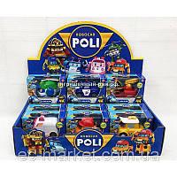 Набор фигурок Robocar Poli (Робокар Поли) 12 шт, фото 1