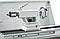 Profi 550 WQ - 400 В НАСТОЛЬНЫЙ ТОКАРНЫЙ СТАНОК ПО МЕТАЛЛУ Bernardo | Мини токарный станок по металлу, фото 4