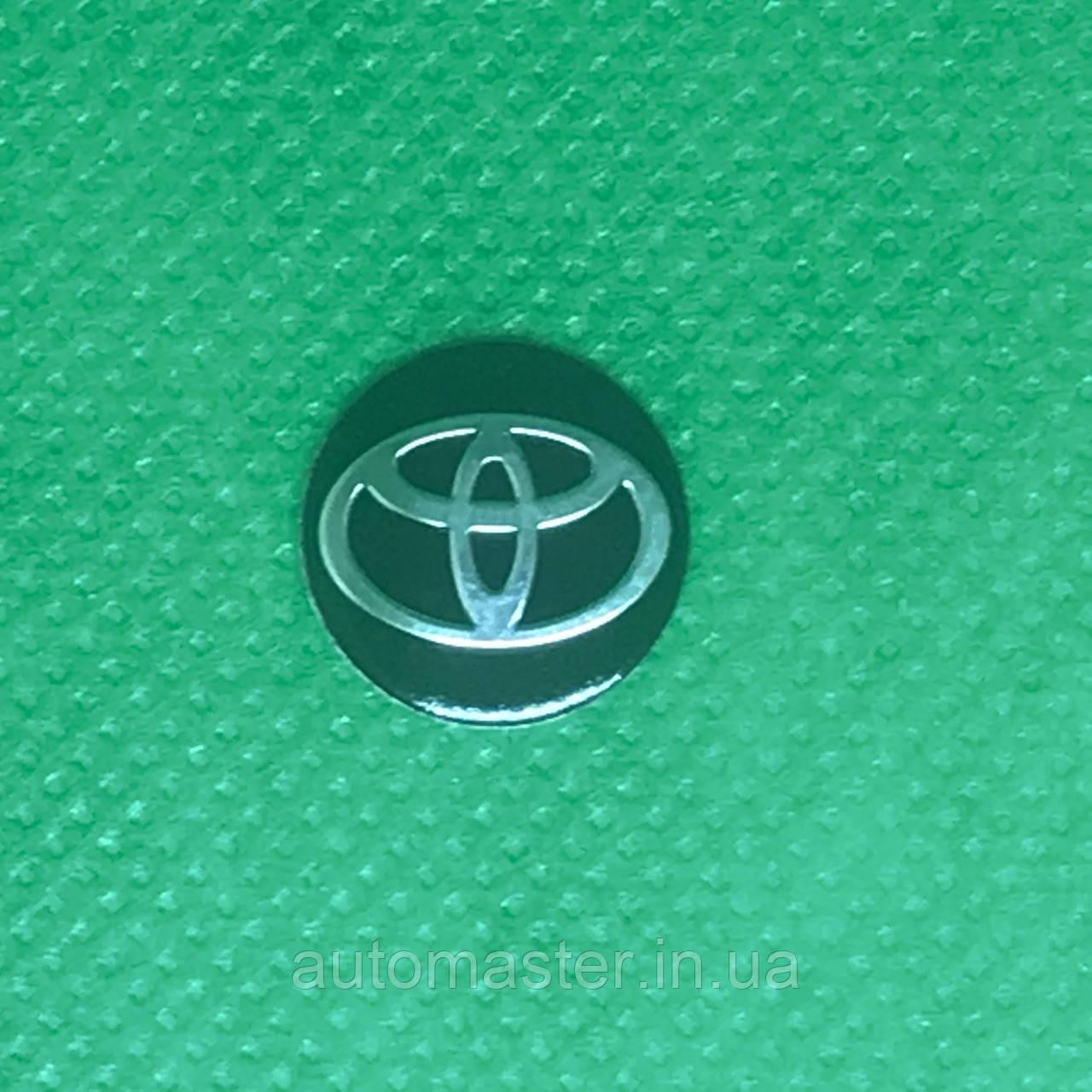 Логотип для авто ключа Toyota Тойота
