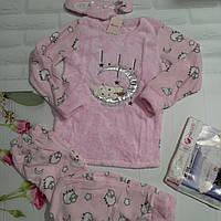 Женская махровая пижама, Турция
