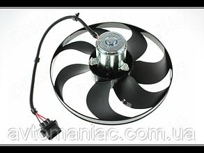 Вентилятор радиатора Volkswagen BORA, GOLF, JETTA, POLO, Skoda FABIA, Audi TT, Seat IBIZA