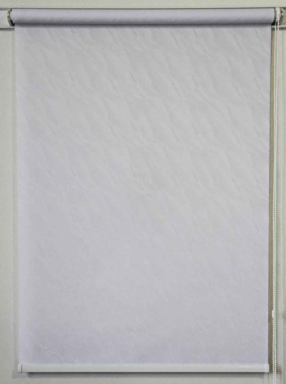 Рулонна штора Вода Білий