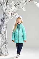 Демисезонная куртка на девочку ANSK 104 мятная 7235000D, фото 1