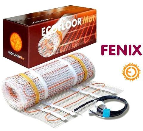 Нагревательный мат Fenix 810 вт (5,1 кв.м.)
