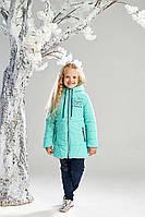 Демисезонная куртка на девочку ANSK 110 мятная 7235000D, фото 1