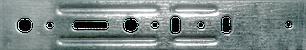 Анкерная пластина без поворотного узла