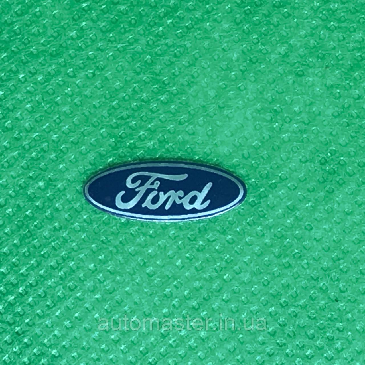 Логотип для авто ключа Ford Форд 18 мм