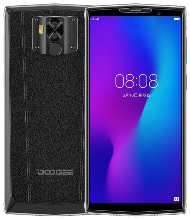 Doogee N100 4/64 Gb black, 4G, NFC