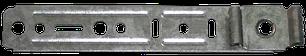 Анкерная пластина с поворотным узлом