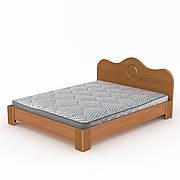 Кровать-150 МДФ Двуспальная Компанит