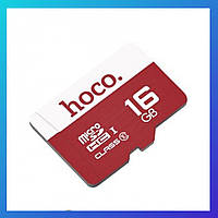 Карта памяти на 16 GB MicroSD Hoco Class 10 Original