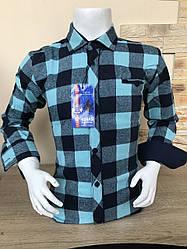 Детская кашемировая рубашка Ikoras  2-7