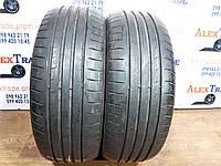 205/60 R15 Dunlop Sport BluResponse летние шины бу