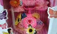 Музыкальный телефон для модницы