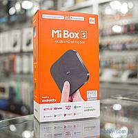 Андроид ТВ Xiaomi Mi Box S 4K 2/8GB black (MDZ-22-AB) EAN/UPC: 6941059602200