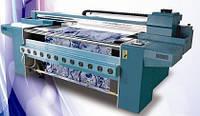 VEGA 3180А - Высокоскоростной промышленный цифровой принтер для текстильной печати.