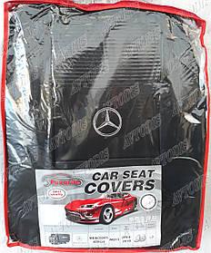 Авточехлы Mercedes Atego (1+1) 2004-2019 Favorite
