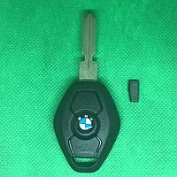 Ключ БМВ Bmw 3, 5, 7, x5 EWS чип PCF7935 ID 44 315Mhz /433Mhz Лезвие HU58