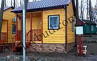 Дачные домики / Дом под ключ / Дачный домик / База / База отдыха