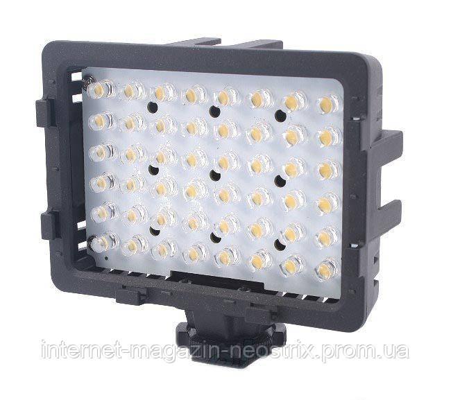 Накамерная светодиодная LED панель Nanguang CN-48H