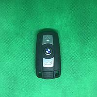 Смарт ключ BMW (БМВ) 3 кнопки, keyless go (CAS3, CAS3+), 434 MHz, ID 46 Лезвие HU92 BMW 6986583-05
