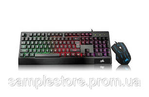 Клавиатура Led Gaming Keyboard Мышь Mouse M-710