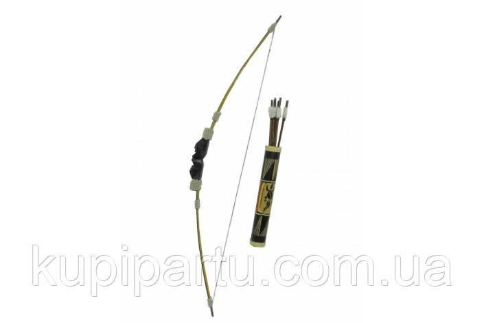 Лук декоративный со стрелами  ZT22