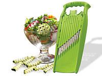 Вафельная терка Art-Decor Borner Prima Оригинал 100% зеленая, фото 1