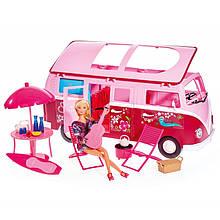 Кемпінг фургон для ляльки Steffi Simba 5739423